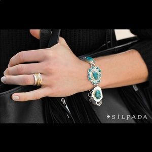 silpada and turquoise amazing piece